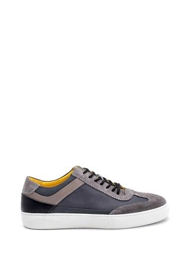 Derimod Erkek Ayakkabı(645) Sneaker Gri